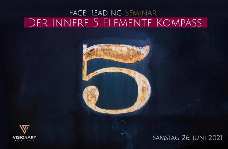 5 Elemente Gesichtlesen