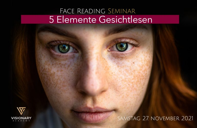 5 Elemente Face Reading