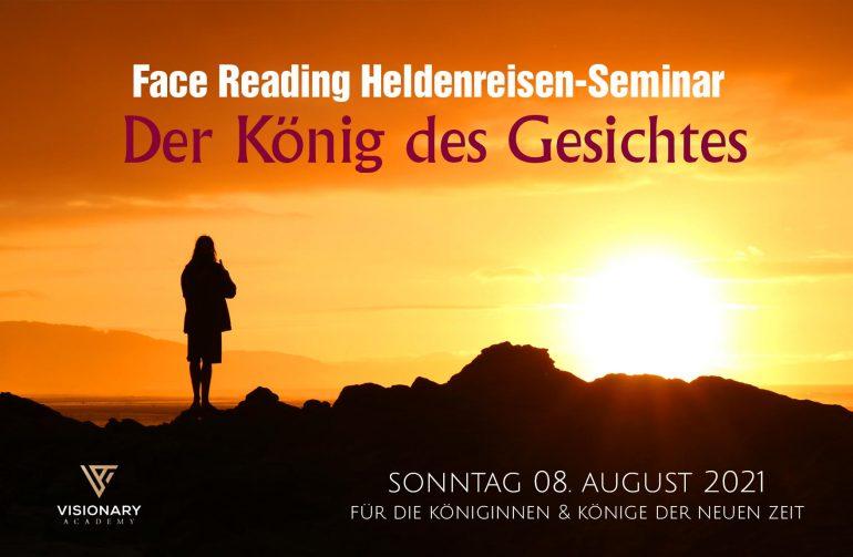 Face Reading Heldenreisen Seminar