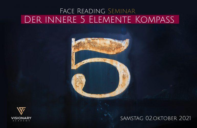 Face Reading Seminar 5 Elemente